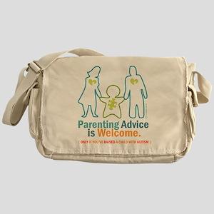 Parenting DESIGN Messenger Bag