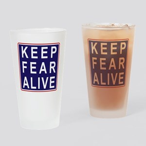 fear2 Drinking Glass