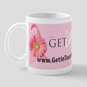 GIT bumper sticker Mug