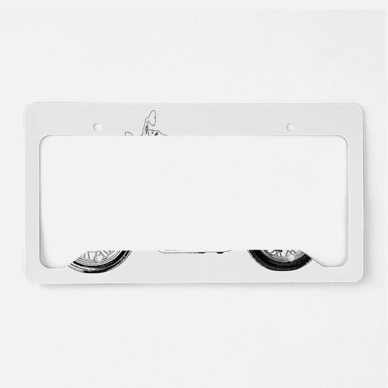 Bon 01 License Plate Holder