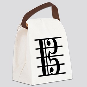 altoclef-smooth Canvas Lunch Bag