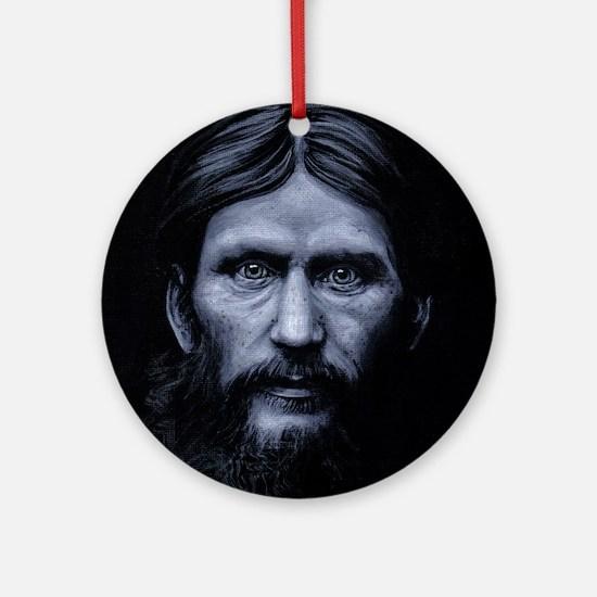 Rasputin Round Ornament