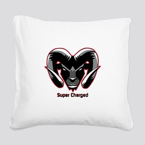 Super Charged Ram Style Mousepad Square Canvas Pil