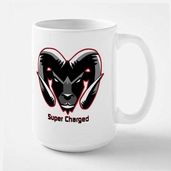 Super Charged Ram Style Mousepad Mugs