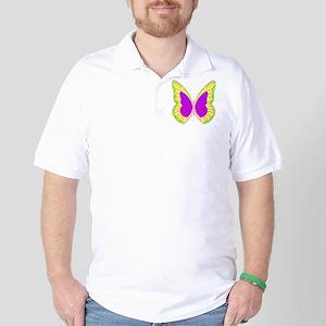 Butterfly 550 x 550 Golf Shirt