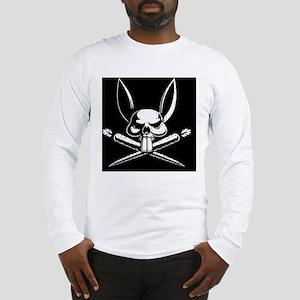 bunny-pirate-TIL Long Sleeve T-Shirt