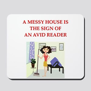 READER Mousepad