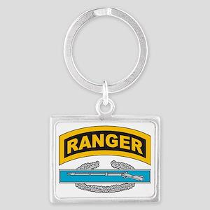 CIB with Ranger Tab Landscape Keychain