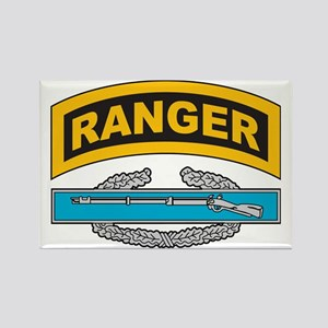 CIB with Ranger Tab Rectangle Magnet