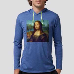 Da Vinci: Mona Lisa Long Sleeve T-Shirt
