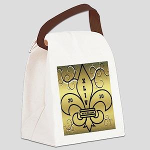 2-superbowl Canvas Lunch Bag
