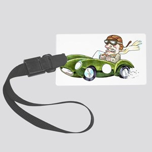 jordy1 Large Luggage Tag