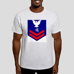 USCG-Rank-TC2 Light T-Shirt