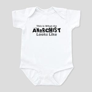 Anarchist Infant Bodysuit