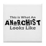 Anarchist Tile Coaster