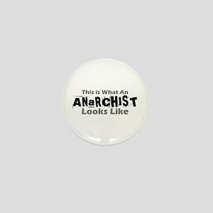 Anarchist Mini Button