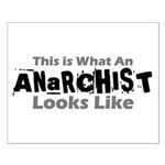 Anarchist Small Poster