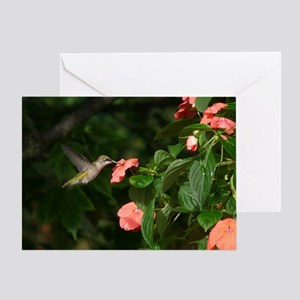 HMBD3Cal11x9A Greeting Card