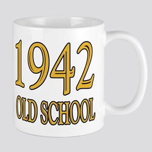 1942: Old School Mug
