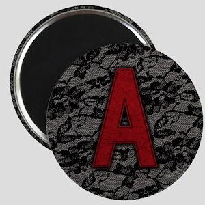 scarlet-a_square Magnet