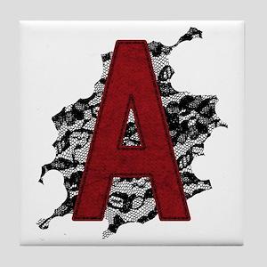 scarlet-a_tr2 Tile Coaster