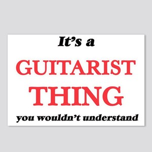 It's and Guitarist th Postcards (Package of 8)