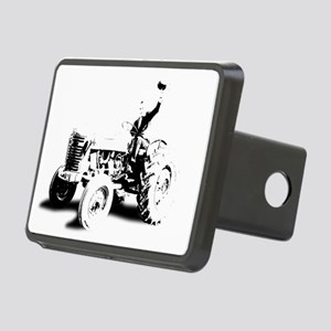 TRACTOR2 copy Rectangular Hitch Cover