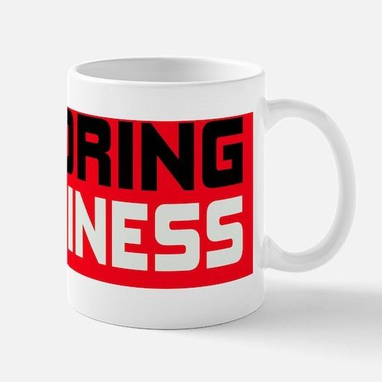 restoring truthiness Mug