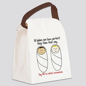bornperfect Canvas Lunch Bag