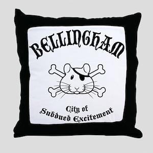 bham-pirate-LTT Throw Pillow