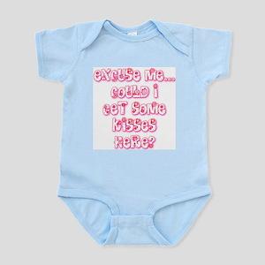 Could I get some Kisses Infant Bodysuit