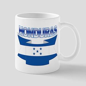 Flag Honduras Ribbon Mug