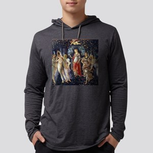 Botticelli: La Primavera Long Sleeve T-Shirt