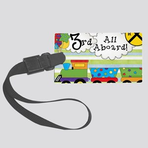 xptraininvite3 Large Luggage Tag