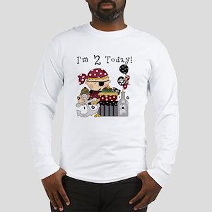 BOYPIRATE2 Long Sleeve T-Shirt