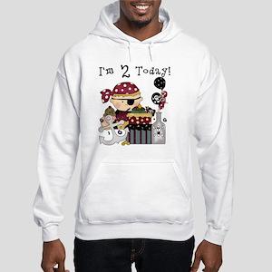 BOYPIRATE2 Hooded Sweatshirt