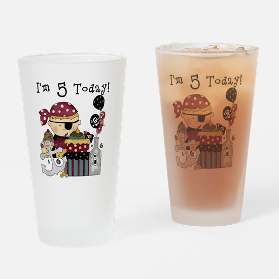 BOYPIRATE5 Drinking Glass