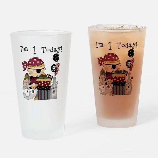 BOYPIRATE1 Drinking Glass