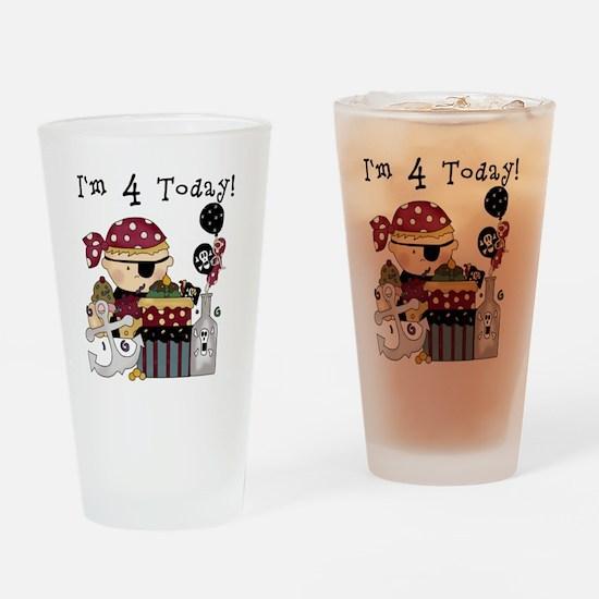 BOYPIRATE4 Drinking Glass