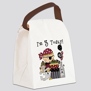 BOYPIRATE3 Canvas Lunch Bag
