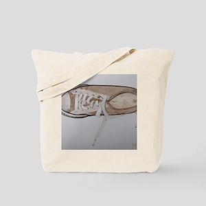 Sneaker Tote Bag