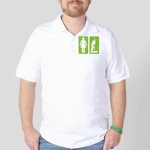 urgfDrk Golf Shirt