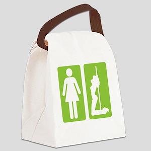 urgfDrk Canvas Lunch Bag