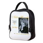 Focusguitarcroped8x8 Neoprene Lunch Bag