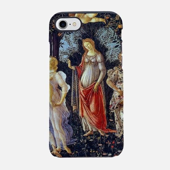 Botticelli: La Primavera iPhone 7 Tough Case