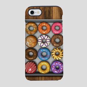 Box of Doughnuts iPhone 7 Tough Case