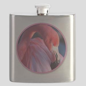 yule flamingo 2 Flask