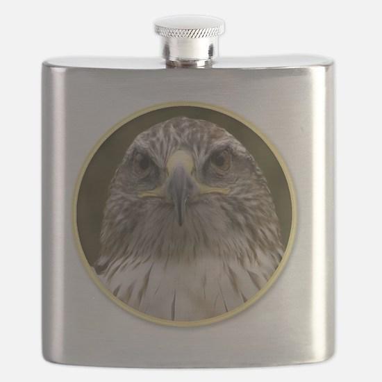 yule hawk Flask