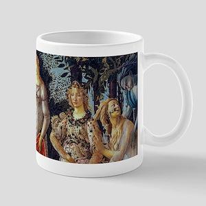 Botticelli: La Primavera Mugs