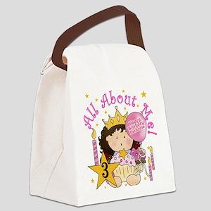 ZXPRINCES3 Canvas Lunch Bag